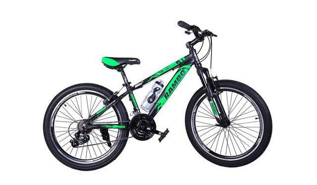 دوچرخه کوهستان رامبو مدل Jordan سایز 24
