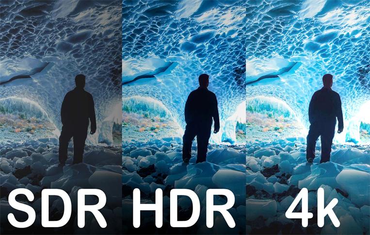 خرید تلویزیون HDR