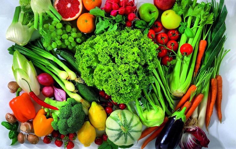 مواد غذایی غنی از ویتامین