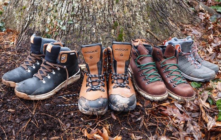 اندازهی ساق کفش کوهنوردی