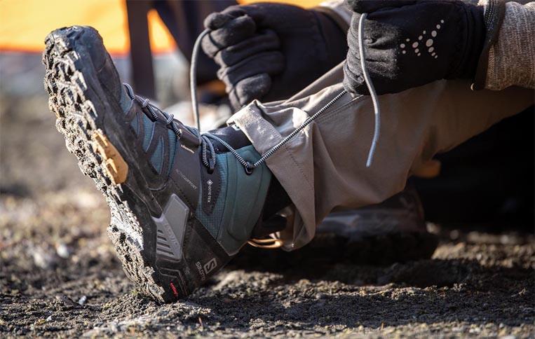 کفش کوهنوردی و نوع کوهنوردی