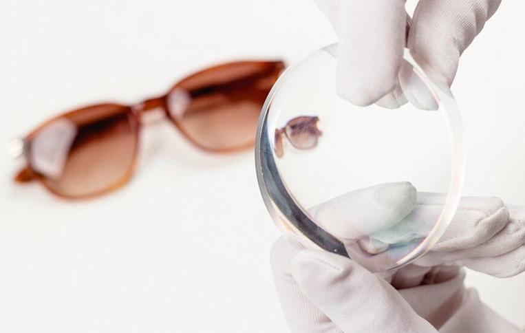 نوع لنز عینک