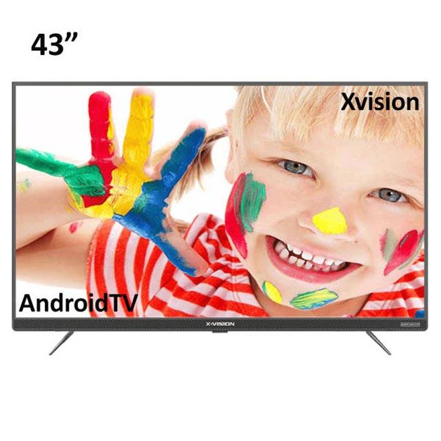 خرید تلویزیون ایکس ویژن