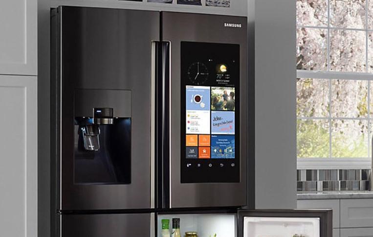 خرید یخچال هوشمند