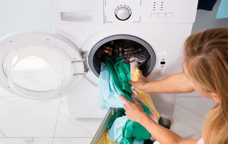 خریذ ماشین لباسشویی و خروج لباس